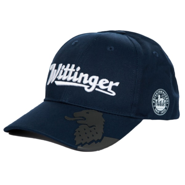 Wittinger Basecap blau